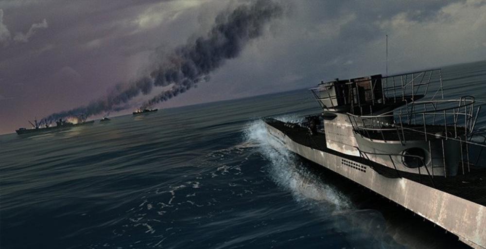 UBOAT – анонсирован симулятор подводной лодки