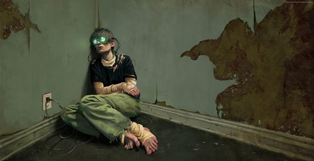 Проживший неделю в надетым VR-шлемом поделился впечатлениями
