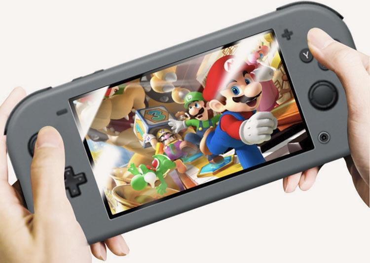 """Изображения аксессуаров указывают на возможный дизайн Nintendo Switch Mini в духе PSP"""""""