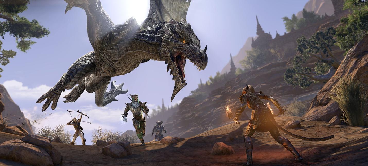 Релизный трейлер дополнения The Elder Scrolls Online: Elsweyr