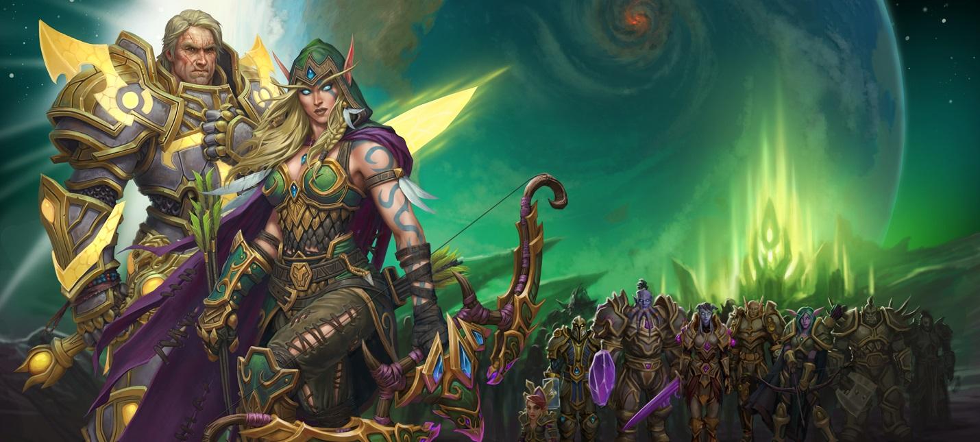 Blizzard планирует уменьшить максимальный уровень в World of Warcraft