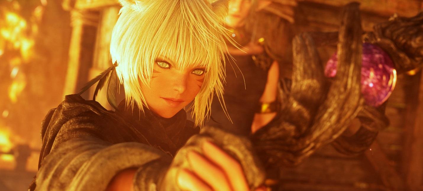 Продюсер Final Fantasy XIV хотел бы обновить графику MMORPG