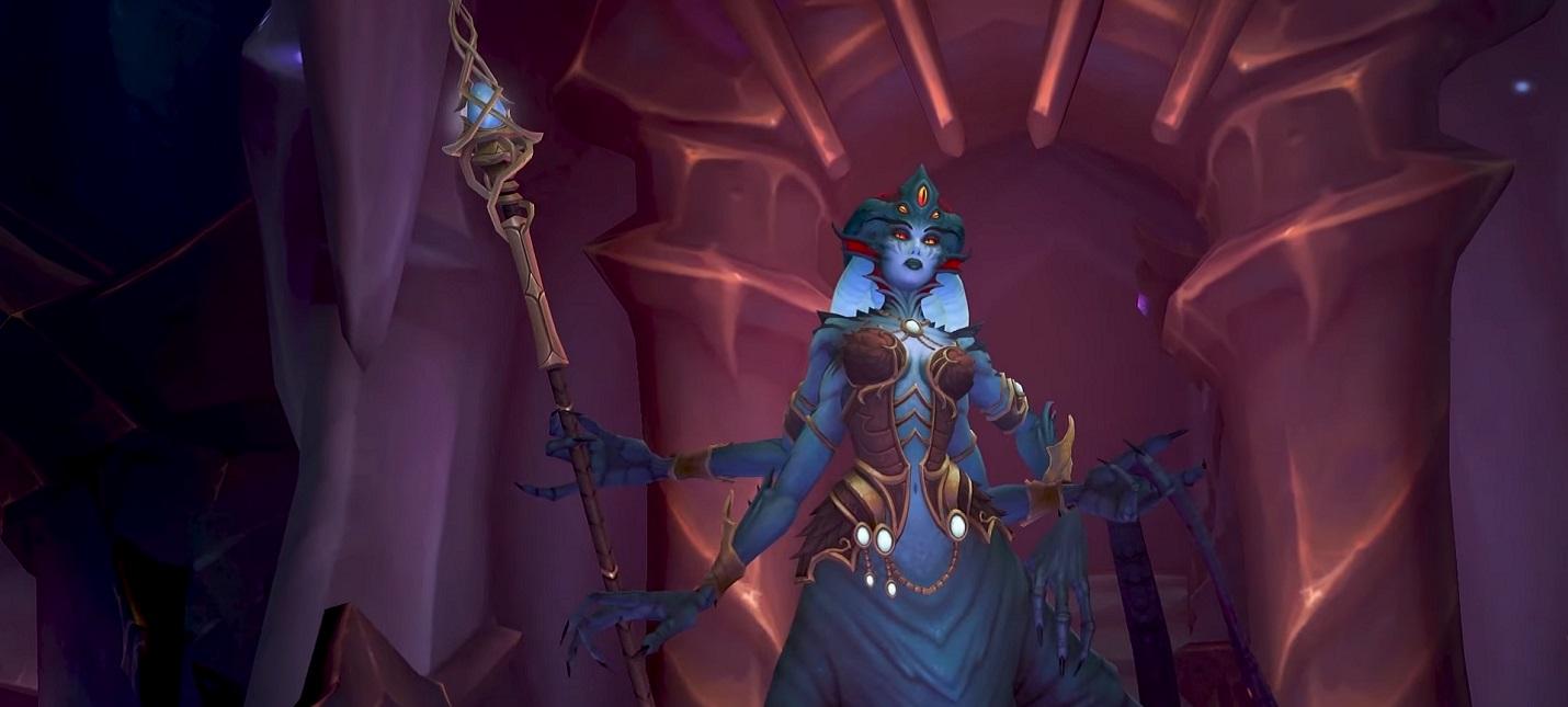 Blizzard рассказала о контенте третьего сезона Battle for Azeroth