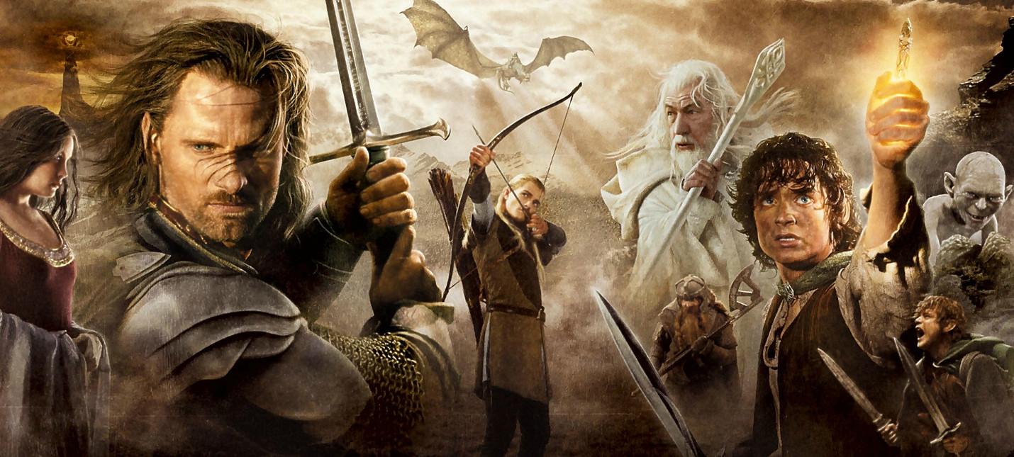 """Amazon Game Studios анонсировала F2P MMORPG по """"Властелину колец"""""""