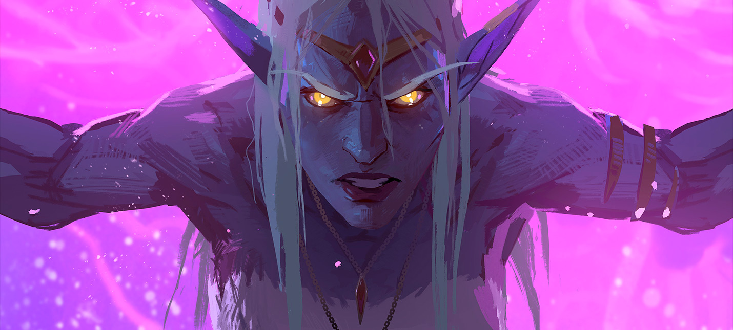 Гильдии World of Warcraft никак не могут одолеть Королеву Азшару в последнем рейде