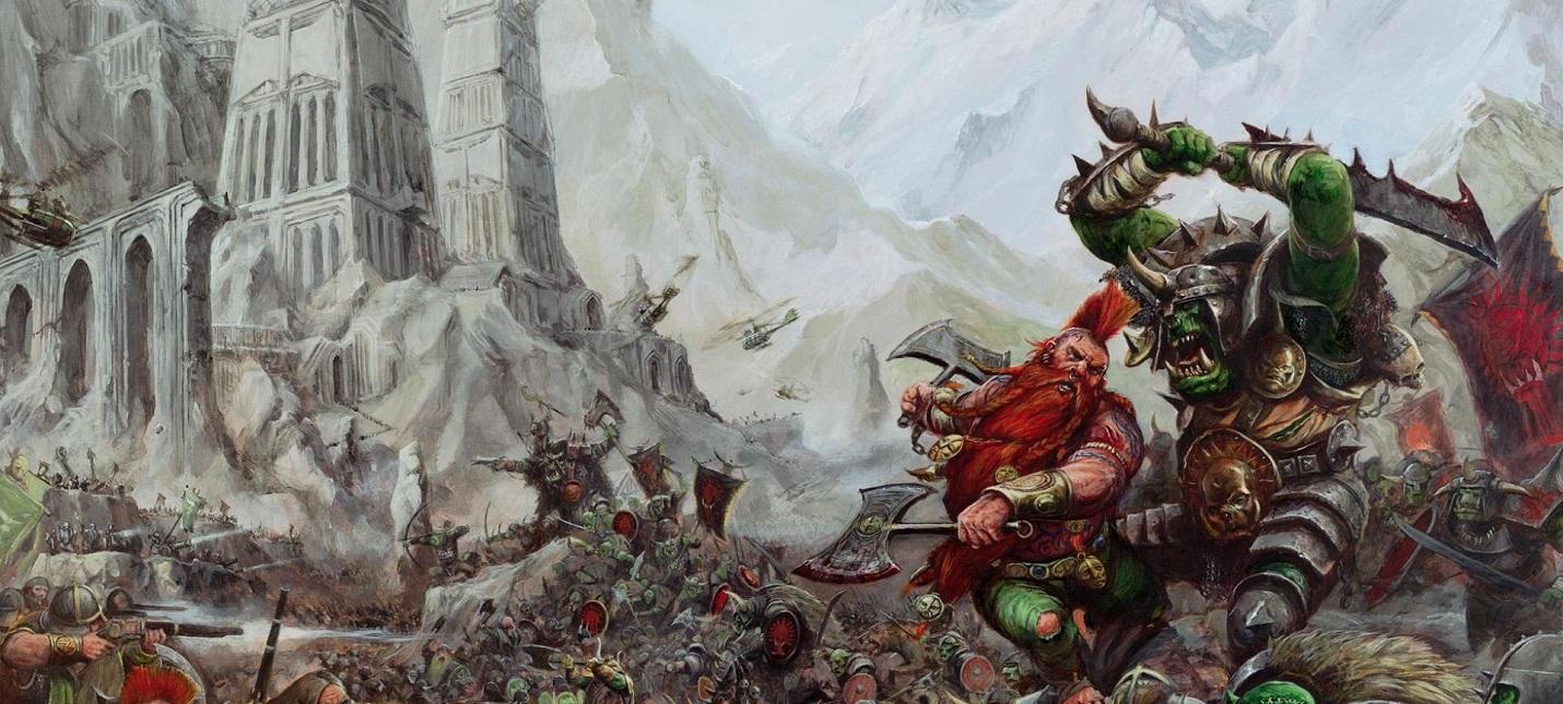 Группа фанатов продолжает поддерживать Warhammer Online после официального закрытия серверов игры