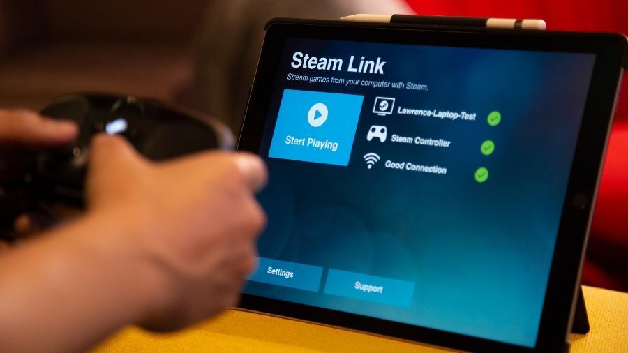 Обзор приложения Steam Link: нужно ли?