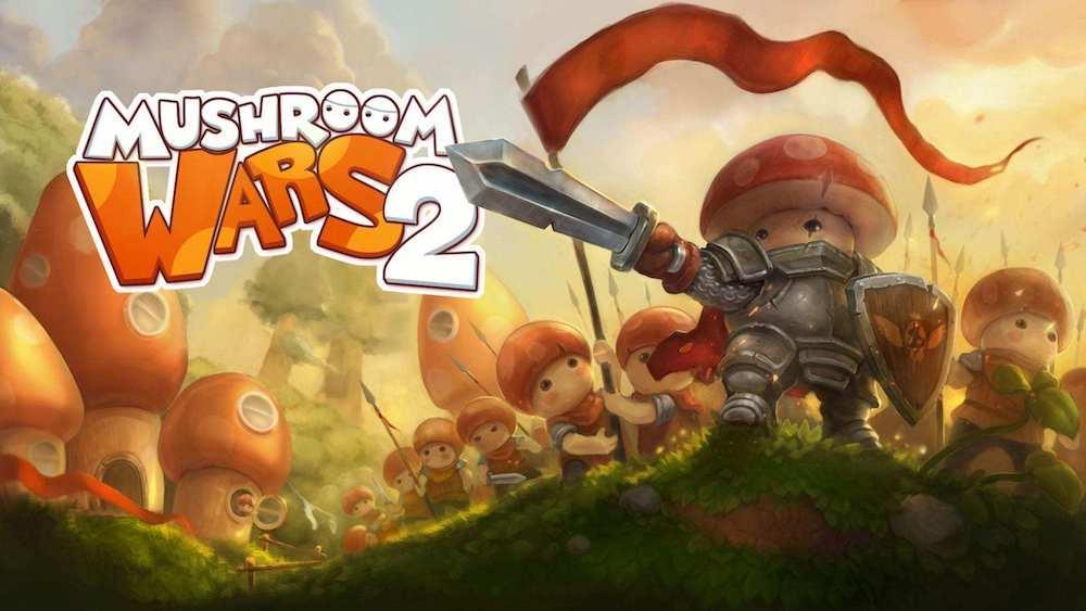 Mushroom Wars 2 —обзор и советы как выигрывать