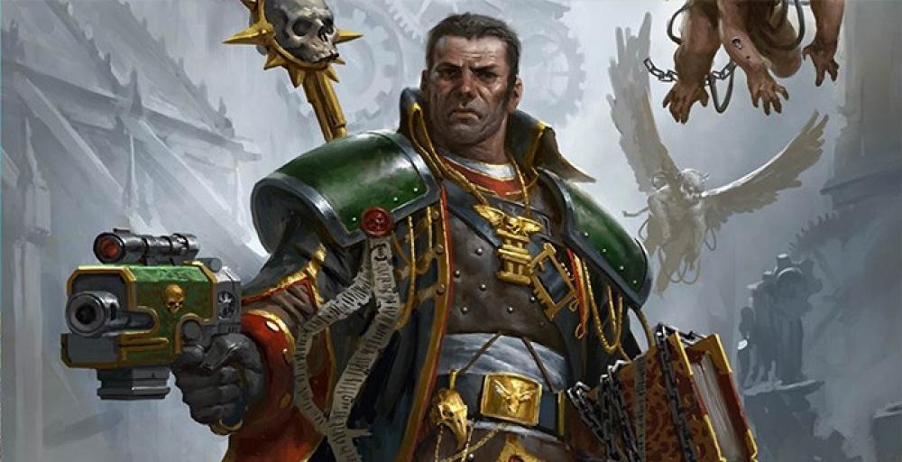 Warhammer 40 000 превратят в сериал. Инквизитор Айзерхорн – главный герой