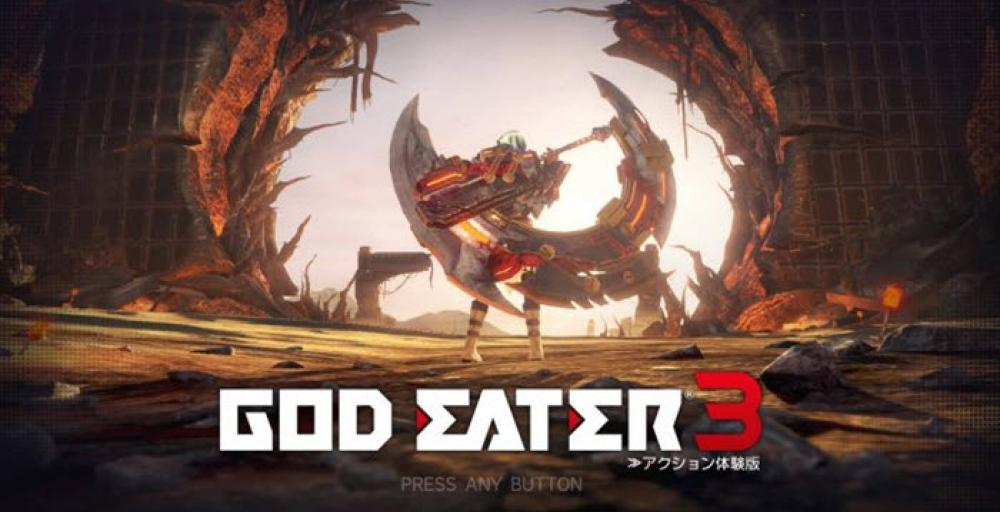 GOD EATER 3 стала доступна на Nintendo Switch