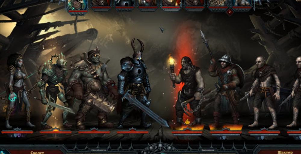 Российская студия объявила дату выхода Iratus: Lord of the Dead