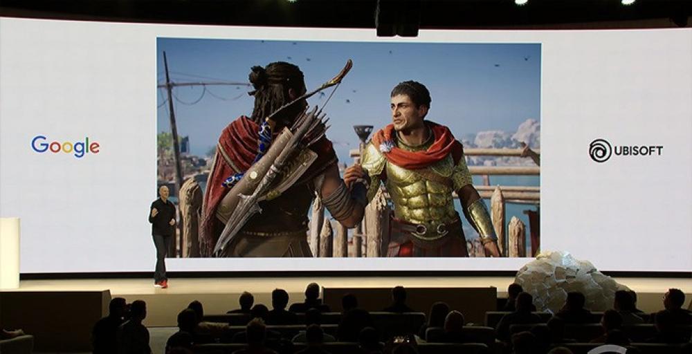 Игры для Google Stadia будут портировать особым образом