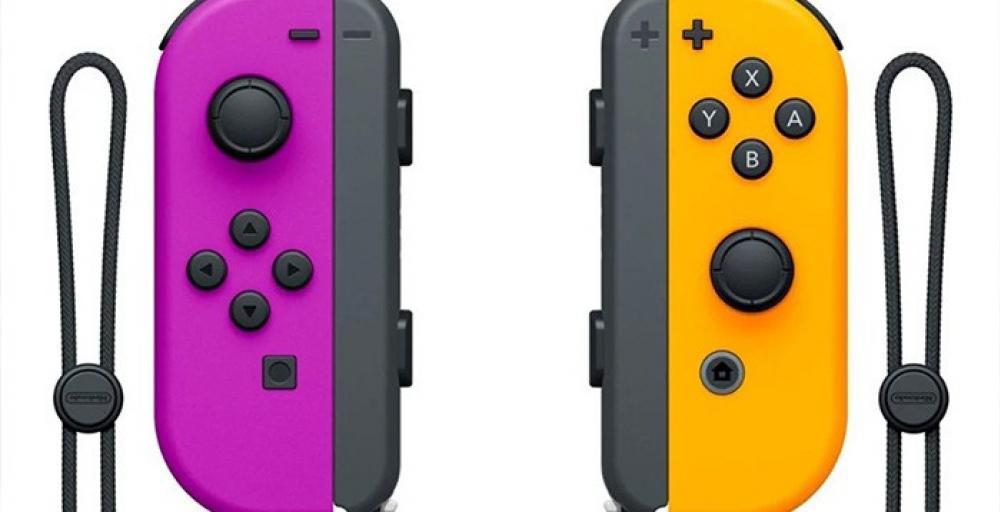 Nintendo Switch: усиленная батарея и новые скандальные контроллеры