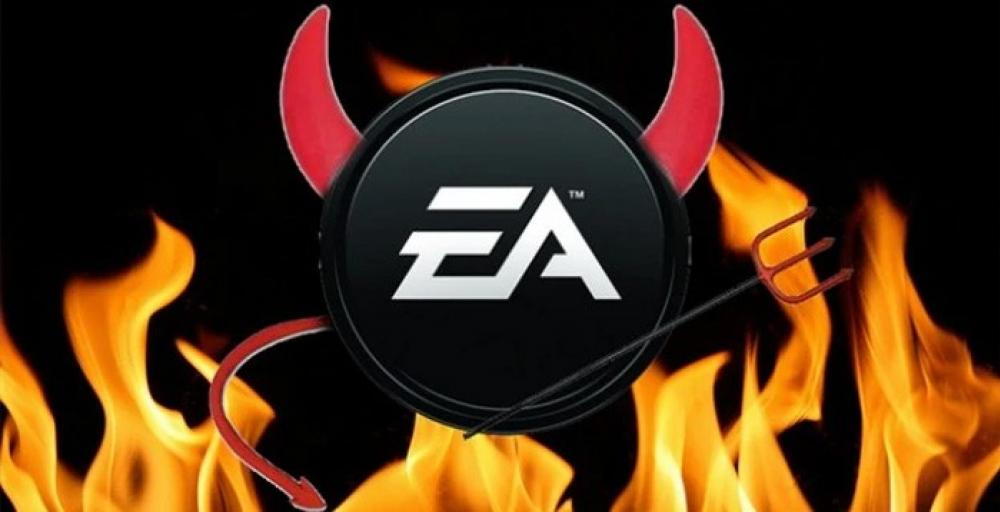 Electronic Arts подозревают в службе силам зла