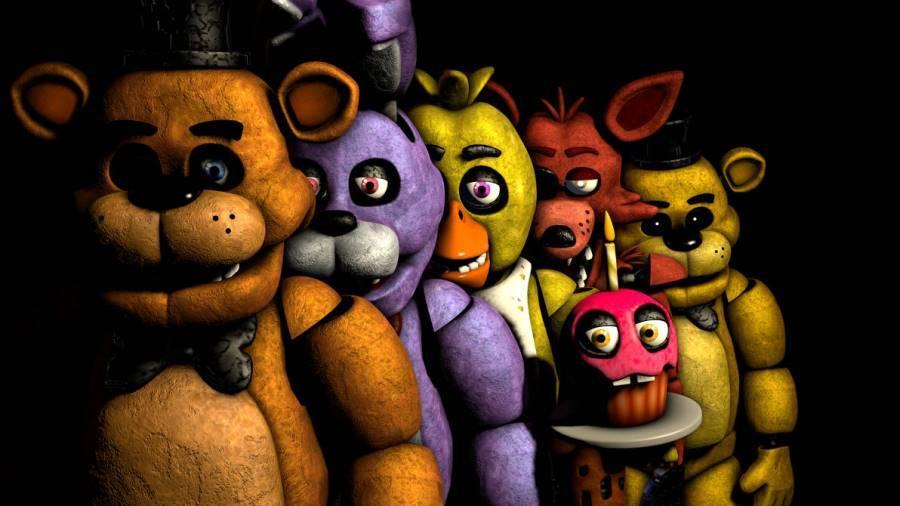 Five Nights At Freddy's - простой и страшный хоррор
