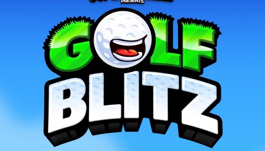 Golf Blitz - настоящий соревновательный гольф