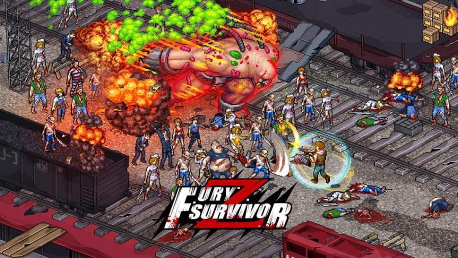 """Обзор и советы Fury Survivor: Pixel Z — постапокалиптический """"дьяблоид"""""""