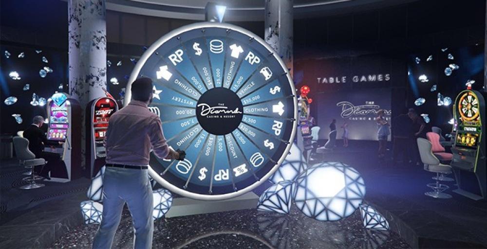 Казино GTA Online оказалось отменённым DLC для GTA 5