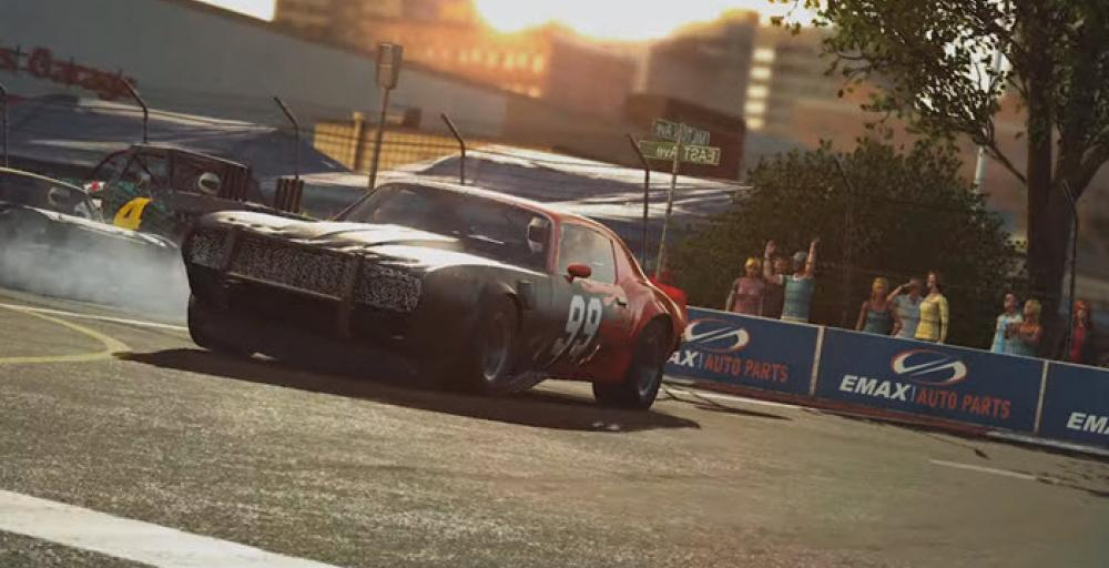 Wreckfest выйдет на PS4 и Xbox One