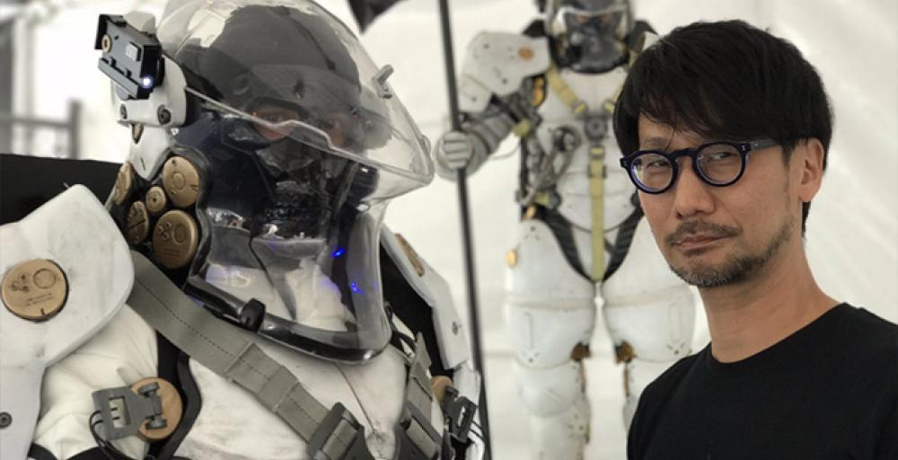 Кодзима рассказал о видеоиграх, созданных роботами