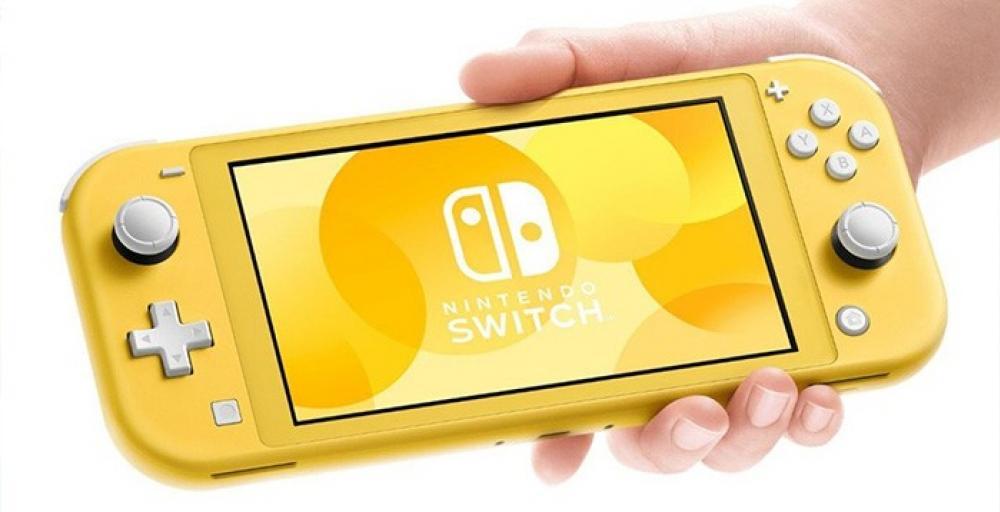 Nintendo официально анонсировала Switch Lite