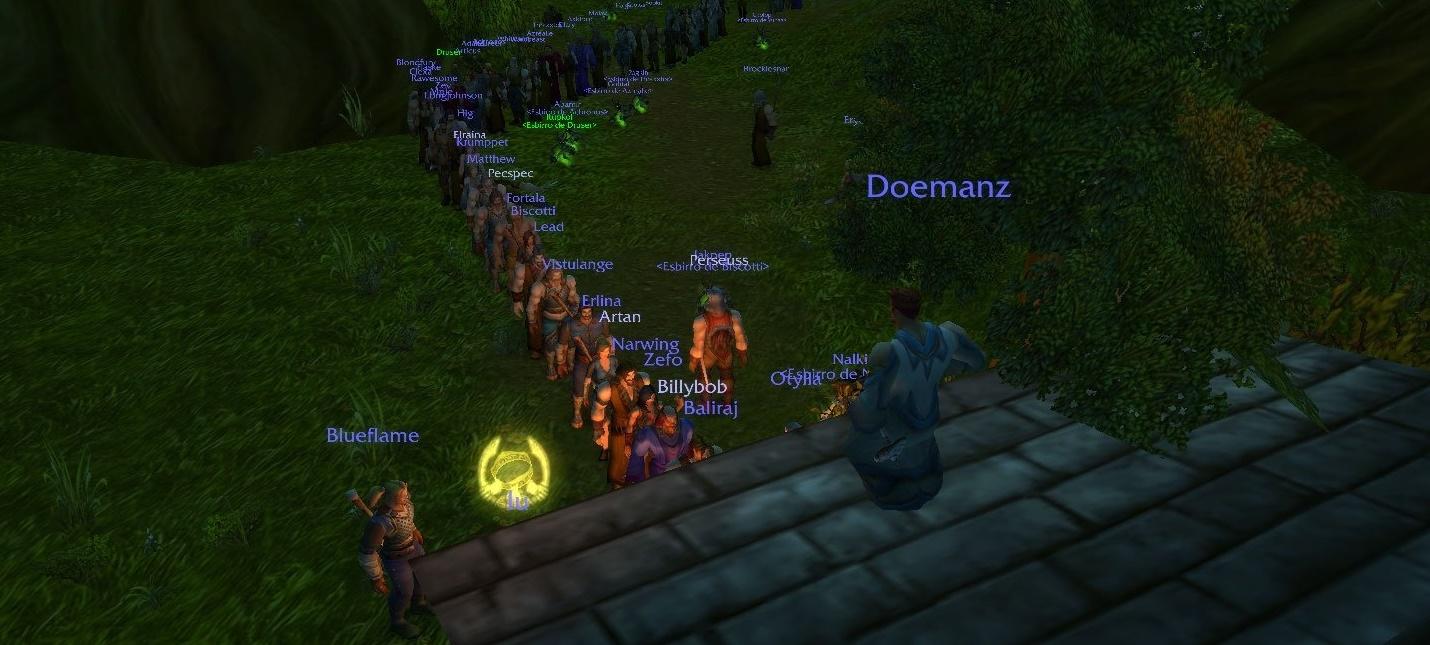 Blizzard увеличивает вместимость серверов WoW Classic
