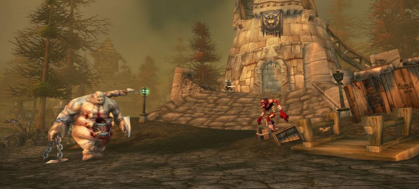 Один из игроков World of Warcraft Classic уже достиг 60-го уровня