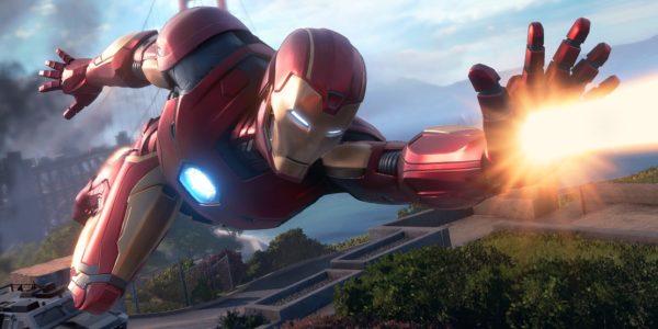 Официальный геймплей Marvel's Avengers (видео)