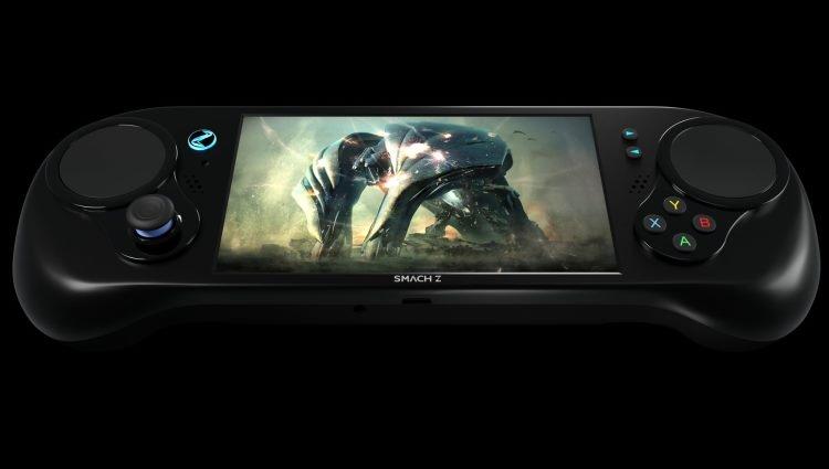 """Портативная игровая консоль Smash Z дебютирует с ещё более производительной аппаратной начинкой"""""""
