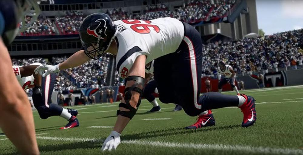 Спортивные игры EA обвинили в топтании на месте