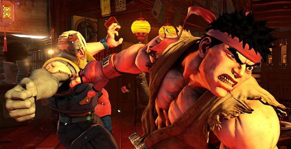 Street Fighter 5 стал временно бесплатным