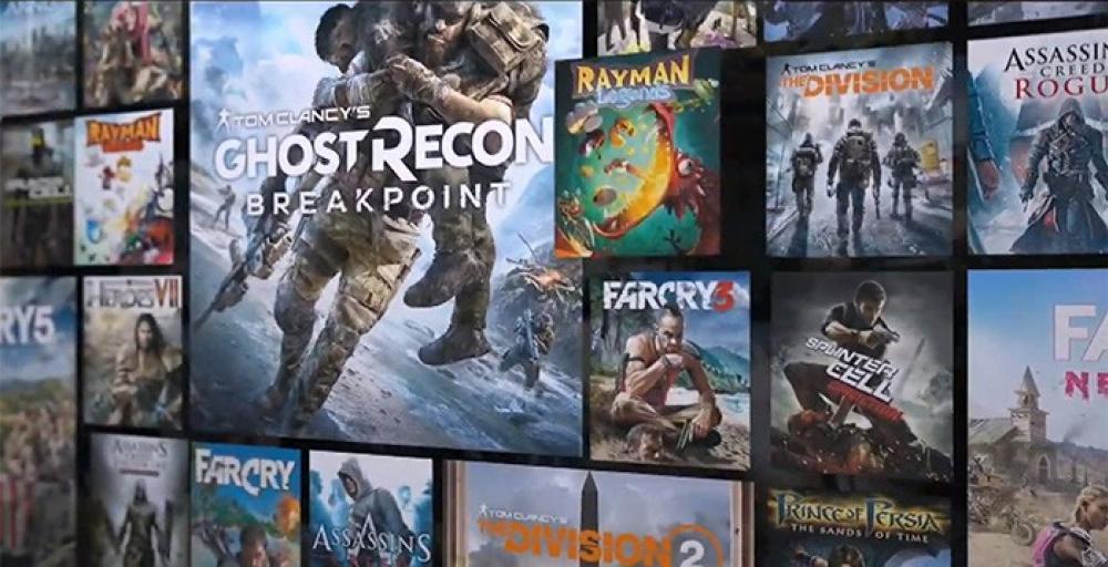 В Ubisoft хотят новый бренд