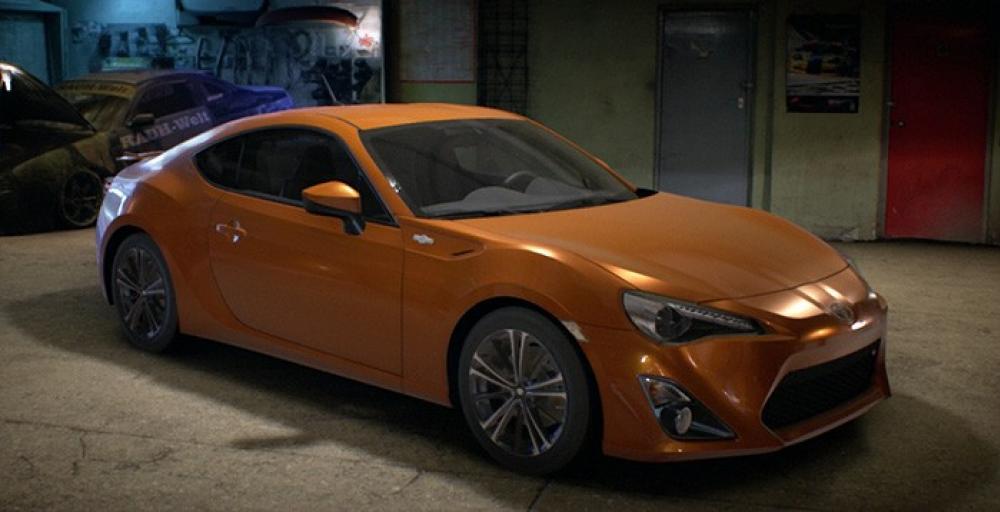 В Toyota объяснили отсутствие их машин в NFS Heat. Фанаты возразили