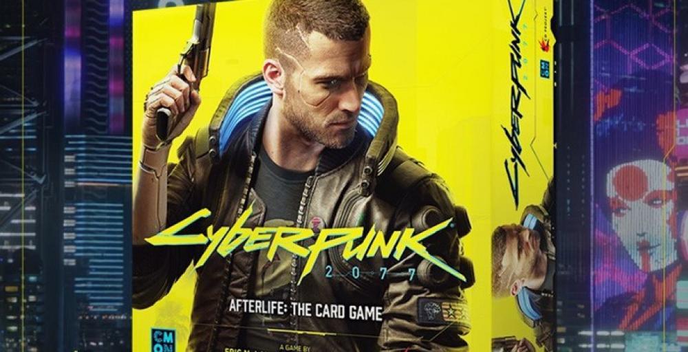 Cyberpunk 2077 Afterlife – CD Projekt RED представила новую игру