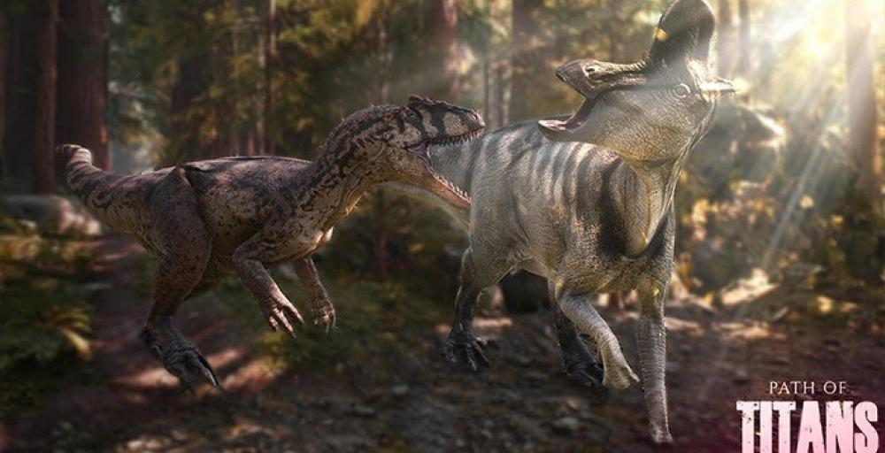 Path of Titans – ММО-выживалка с динозаврами выйдет в феврале