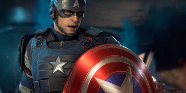 В свежем ролике «Мстителей» Капитан Америка избивает роботов и одного человека