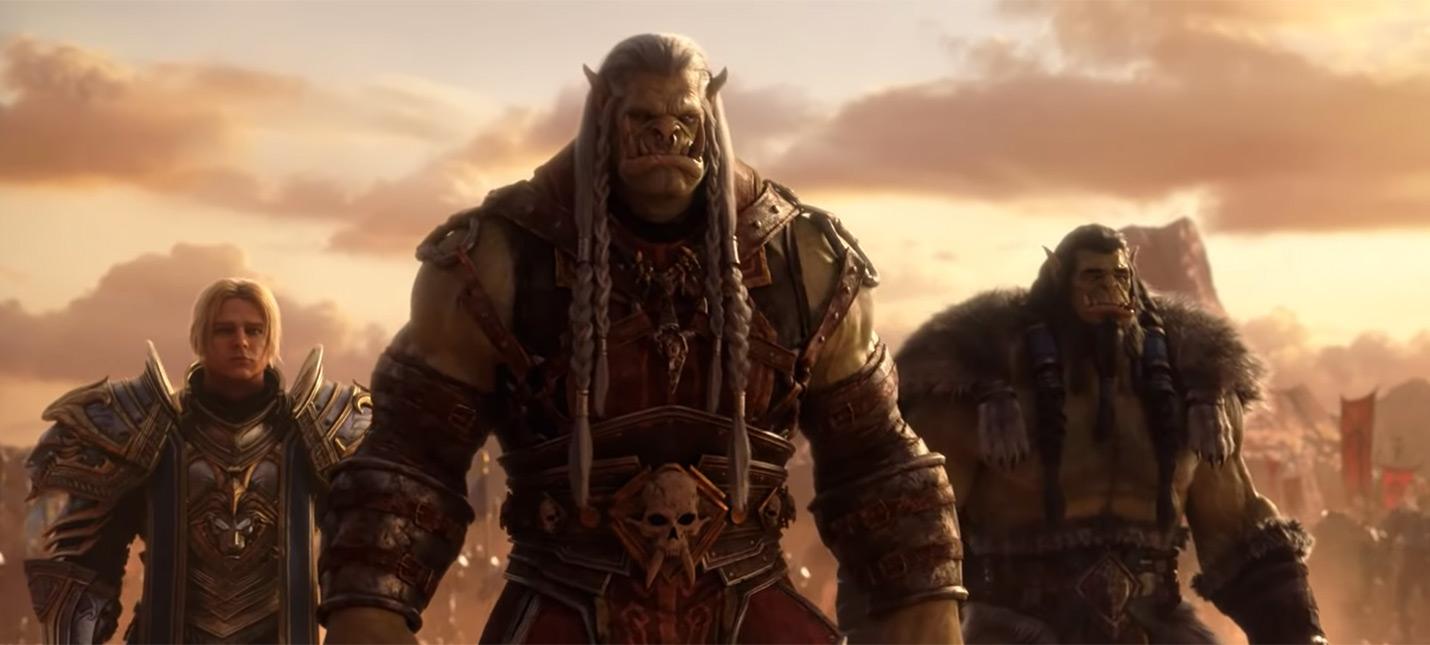 Посмотрите CG-ролик World of Warcraft: Конец Войны, завершающий кампанию Battle For Azeroth