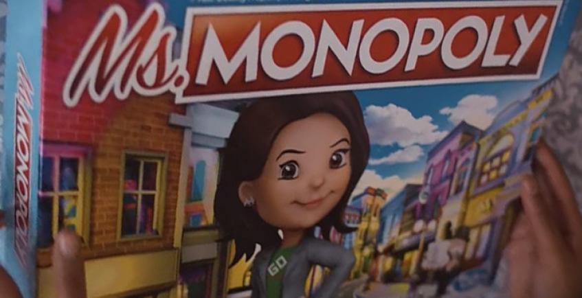 Скандальная женская Monopoly лишает мужчин денег. Разработчики обратили внимание