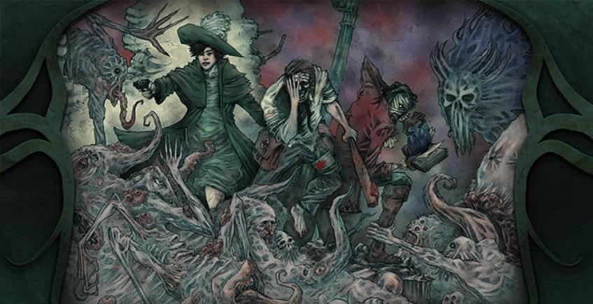 Stygian - Reign of the Old Ones: релиз и первые обзоры RPG по Лавкрафту