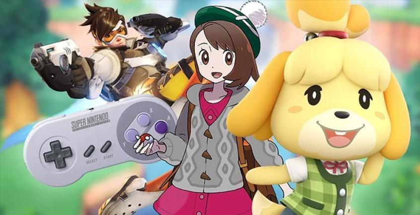 Nintendo Direct: подтверждение слухов и анонс кучи новых игр