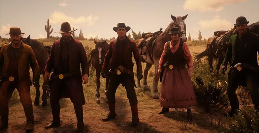 Red Dead Redemption 2 оставили без сюжетных дополнений
