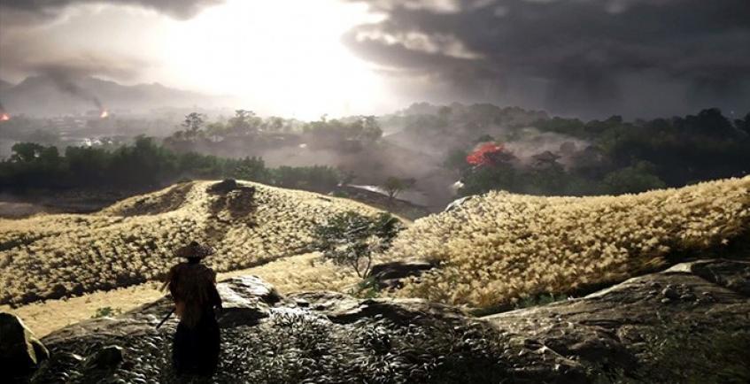 Красота Ghost of Tsushima заставляет главу Sony замирать у монитора