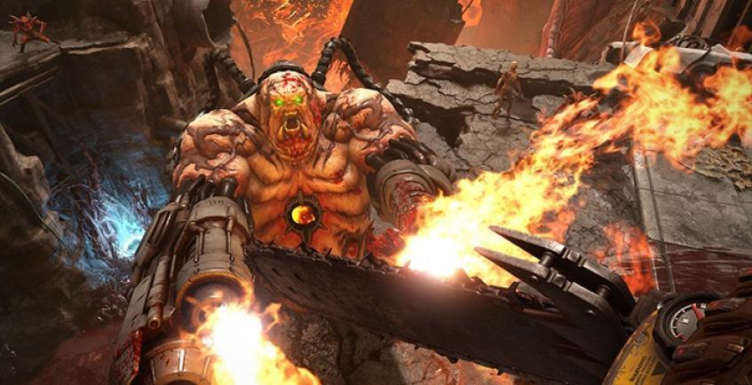 DOOM Eternal будет лучшей игрой id Software