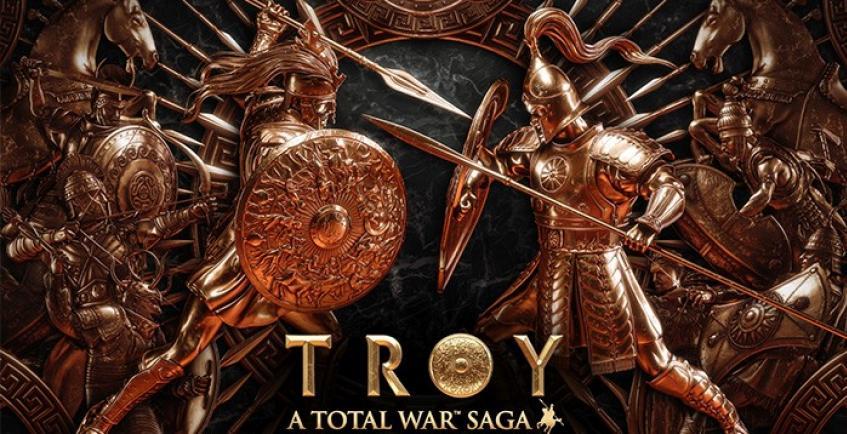 A Total War Saga: TROY представлена официально. Античный эпос подъедет в 2020-м