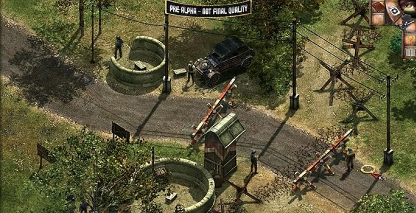 Ремастер Commandos 2: первый отзыв и геймплей