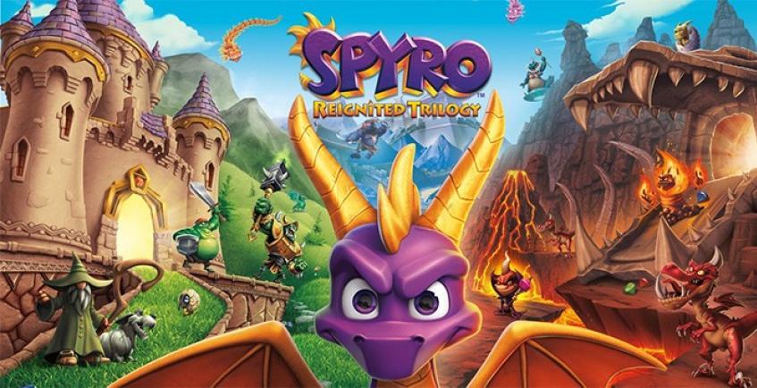 Spyro Reignited Trilogy вышел на ПК и Switch. Готовы первые оценки