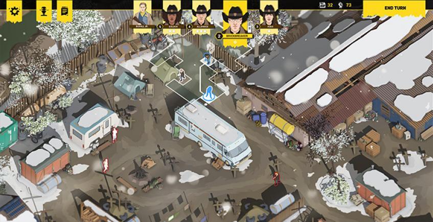 Пошаговая стратегия из Белоруссии, Rebel Cops появилась в Steam