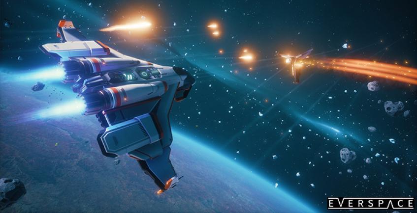 В EVERSPACE 2 можно будет сыграть уже осенью