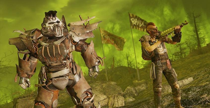 В Fallout 76 устроили суд над главарём рейдеров