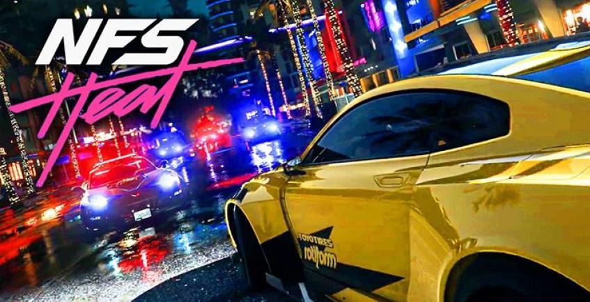 Need for Speed Heat без революции. Отзыв от тех, кто сыграл